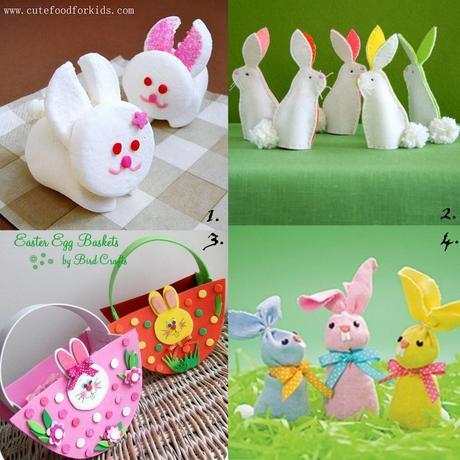 10 Idee Fai da Te per una Pasqua Colorata & Riciclosa 2/2 - Paperblog