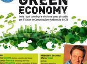 """Parte marzo """"storie della green economy"""": premio giornalistico rigorosamente sostenibile"""