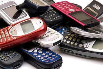 Videofonino telefonino cellulare im Selbsttrio