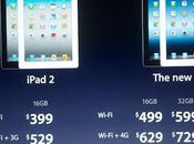 Scende prezzo iPad