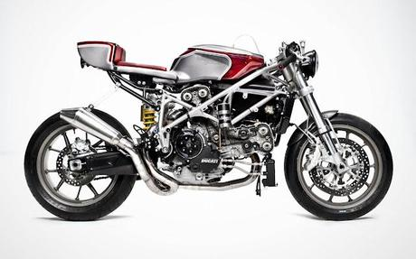 749 South Garage Cafe Racer