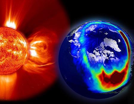 Dal Sole in arrivo maxi tempesta magnetica