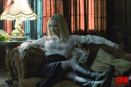 Nuove immagini di Johnny Depp e Eva Green da Dark Shadows