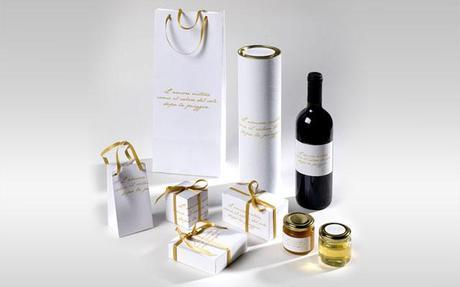 langa wedding favours linea aforismi