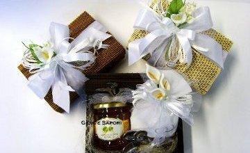 gioie e sapori bomboniera miele e cucchiaini