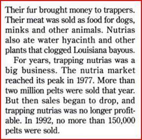 NUTRIA BUSINESS