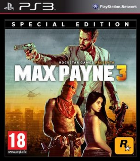 Classifica Pre-ordini Playstation Amazon : ritorna la Special Edition di Max Payne 3