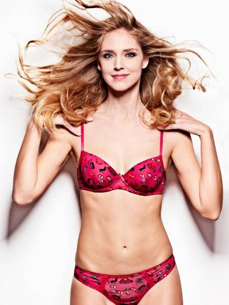 Chiara Ferragni for Yamamay