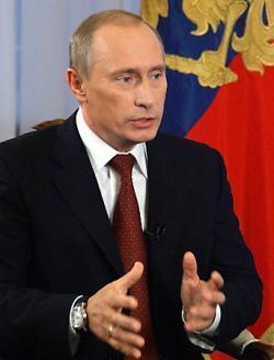 Putin, il nuovo Pietro il Grande?