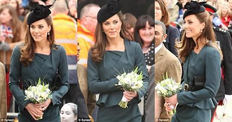 FASHION ICON | Peplum dress effect firmato LK Bennett per Kate Middleton