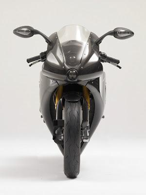 Erik Buell Racing 1190 RS 2011
