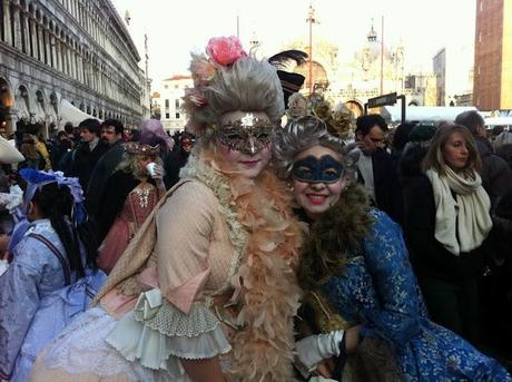 CARNEVALE VENEZIA 2012 e ANARCHY IN BB
