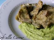 Carciofi alla Cavour: ricetta storica, cucina magro