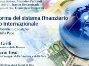 """Gruppo IDI, Carlo Nancy Villa Paola alza sipario. scena «Per riforma sistema finanziario monetario internazionale». Sottotitolo «Balle """"pelle""""»"""