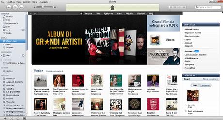 GUIDA : 4 clic per capire le funzionalità principali di iTunes