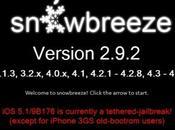 Sn0wbreeze aggiornato supporto Download
