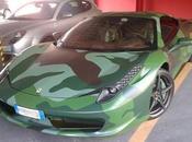 Ferrari Lapo Elkann panne sulla Milano-Genova
