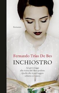 Avvistamento: Inchiostro di Fernando Trìas De Bes