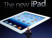 nuovo iPad tutto esaurito.