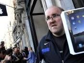Nuovo iPad vendite: esaurite scorte iniziali