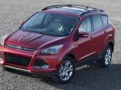 Nuova Ford Kuga 2012