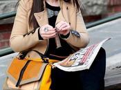 Tory Burch satchel: delle celebrity