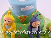 Corso Squires Kitchen Torta Teletubbies