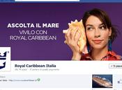 Royal Caribbean Italia approda Facebook.