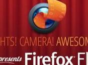 Mozilla lancia video contest Firefox Flicks