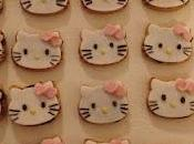 Biscotti Hello Kitty, ovvero post lampo
