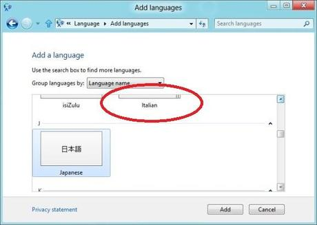 how to download language pack from windows update windows 10