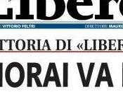 """Carlo Freccero perde testa Libero: """"""""Fascisti"""", """"siete giornale merda"""" """"prendete ordini cardinali pedofili"""""""