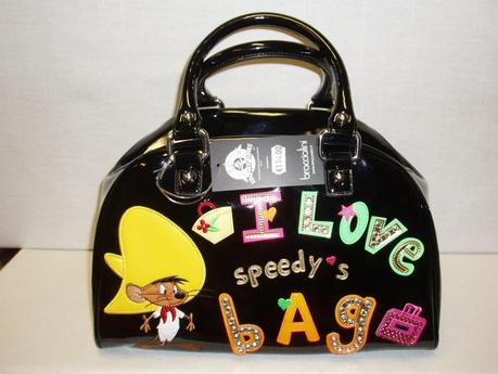 Borsa Looney Tunes Braccialini Lovely_Speedy
