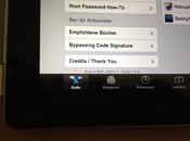 [Flash News] Prime immagini Jailbreak iPad