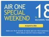 One: Special WeekEnd volo!