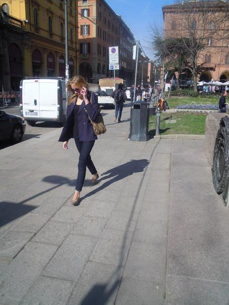 Street style in Bologna