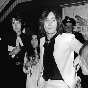 20 marzo 1969: Nozze di John Lennon e Yoko Ono