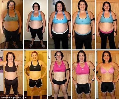 perdere peso 20 kg