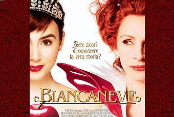 Biancaneve mirror mirror nuovo appuntamento al cinema - Specchio dell amata parafrasi ...