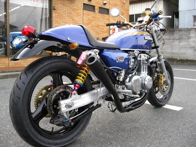 Honda CB 350 Four by Oldstyle '70s