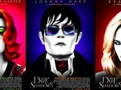 serie character poster Dark Shadows