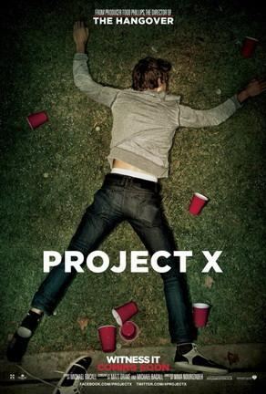 Il primo trailer italiano di Project X : Quando una festa diventa l'incredibile