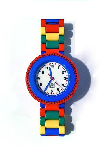 Blommingtime lego watch l orologio fai da te paperblog for Orologio fai da te