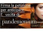 Petizione anticipare l'uscita Pandemonium, secondo capitolo della serie Delirium