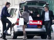 Sara Tommasi picchia l'ex gazzarra sotto occhi Alfonso Luigi Marra