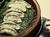 Ravioli cinesi: miei sono buoni Chinese dumplings: mine better