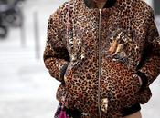 Street...Animal Instinct #3...Leopard, Paris Milan