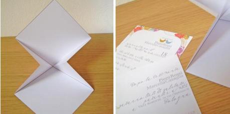 Tutorial Partecipazioni Matrimonio.Tutorial Partecipazioni Di Matrimonio Con Chiusura Stile Origami