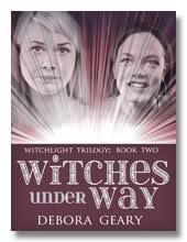 Witches Under Way by Debora Geary