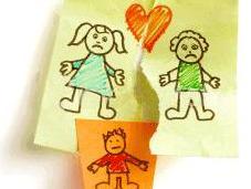 Cosa provano come comportano figli fronte alla separazione?